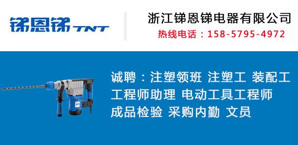 永康人才网--浙江锑恩锑电器有限公司