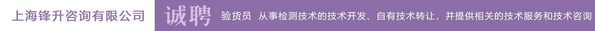 永康人才网--上海锋升咨询有限公司